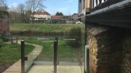 Bespoke Outdoor Disabled Access Lift