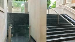 Bespoke modern wheelchair Lift for disabled access