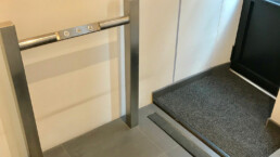 Small Disabled Access Wheelchair Lift