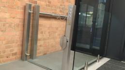 Glass DDA lift