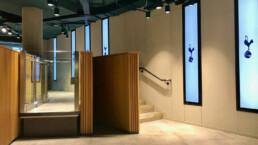 Tottenham Hotspur Disabled Access lift