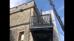 Disabled lift installation