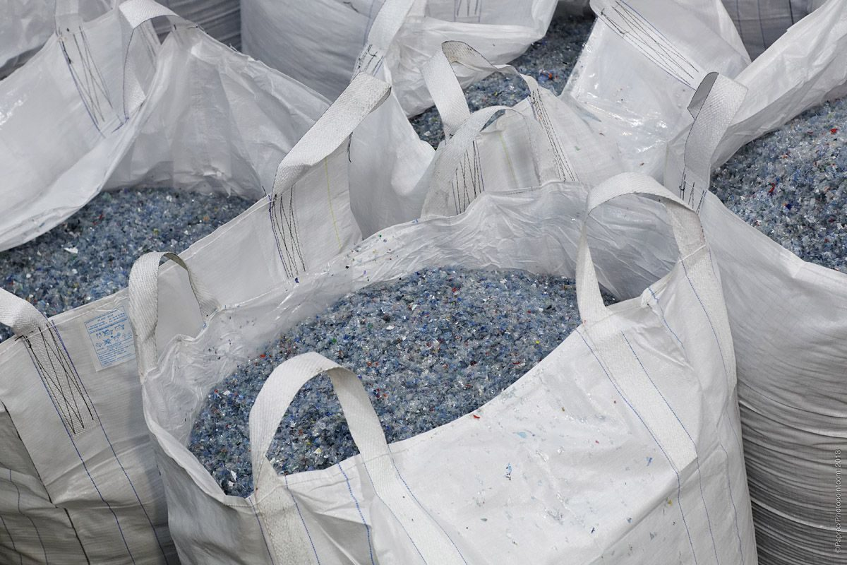 PVC RECYCLING, Recycle, Separate, Crush, Grind, Micronize