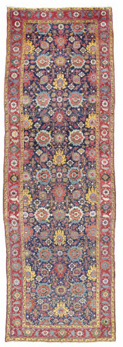 Northwest Persian Harshang design kelleh, 18th/19th century