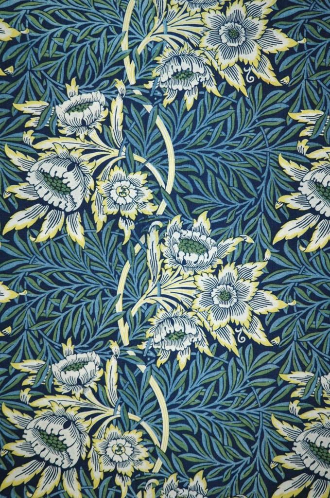 William Morris, Tulip & Willow. MAK, Vienna