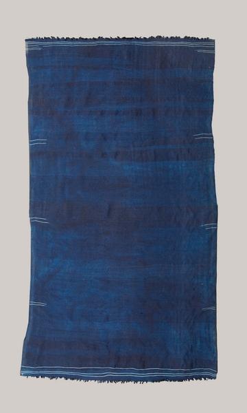 Berber woman's shawl ( baknough) Matmata area, south Tunisia, early 20th century.134 x 208cm. Luca Sguaitzer/Non Plus Ultra, Mantua