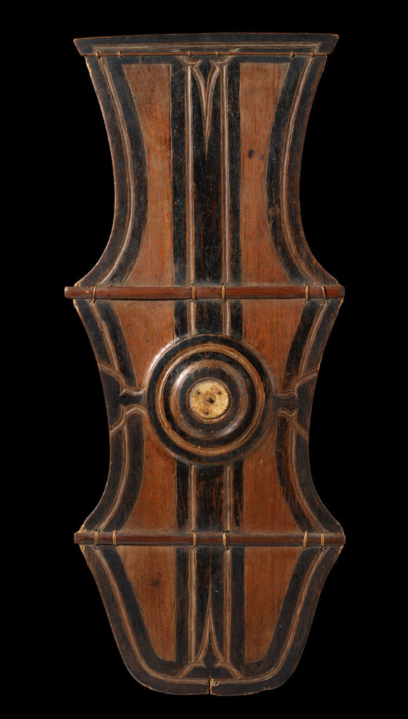 Shield, Bagobo people, Mindanao, Philippines, 19th/very early 20th century