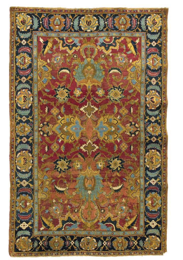 Lot-10 Clark Classical Carpets