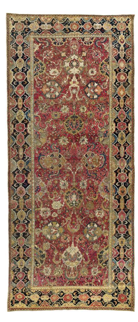 Lot-22 Clark Classical Carpets