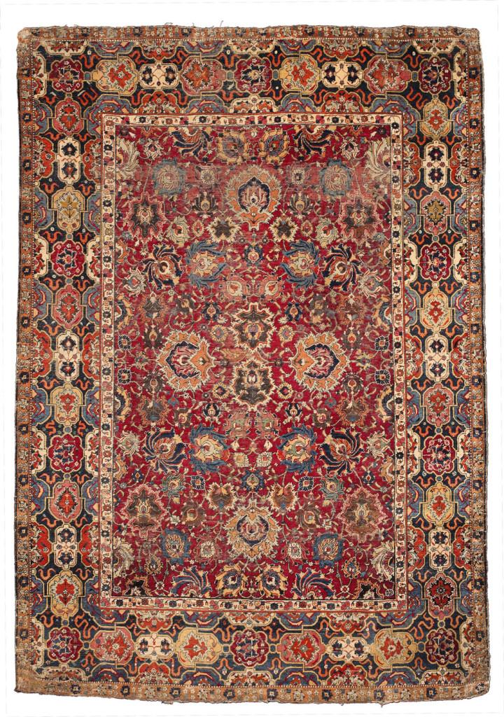 Lot-23 Clark Classical Carpets