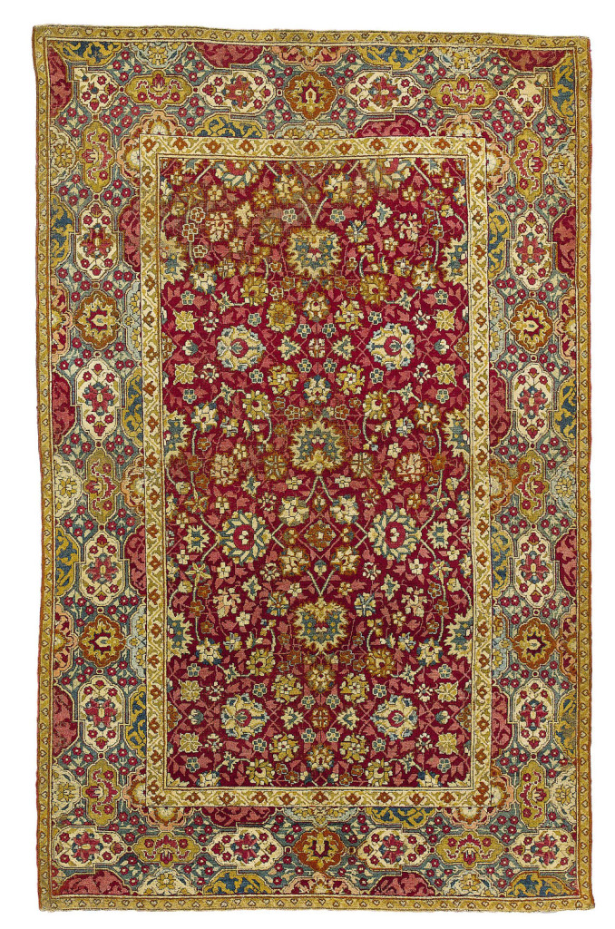 Lot-24 Clark Classical Carpets