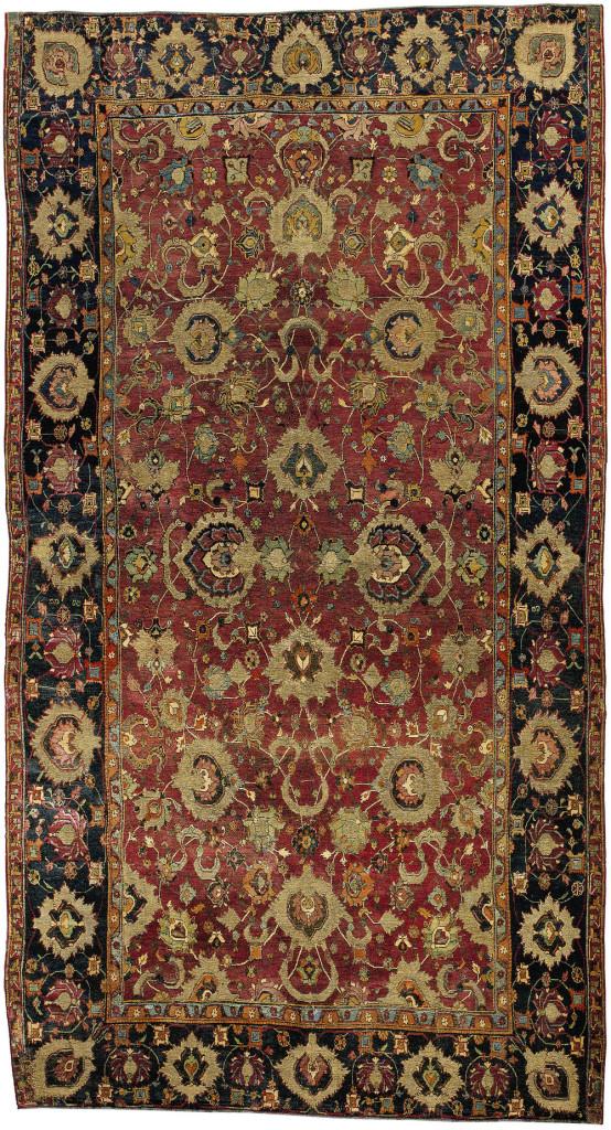 Lot-6 Clark Classical Carpets