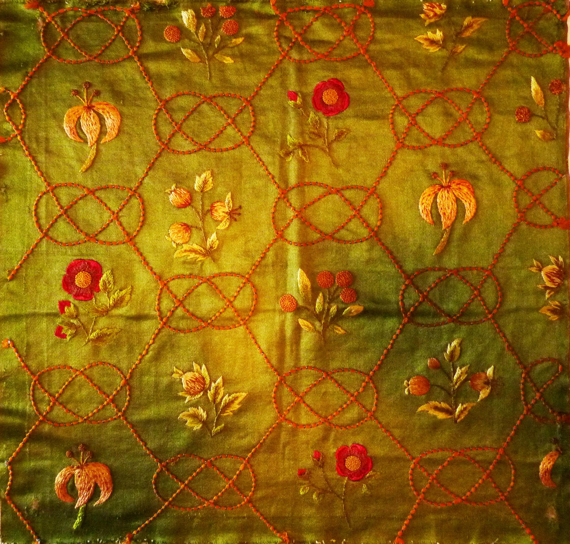 May Morris Studio Embroidery 2 - 2013
