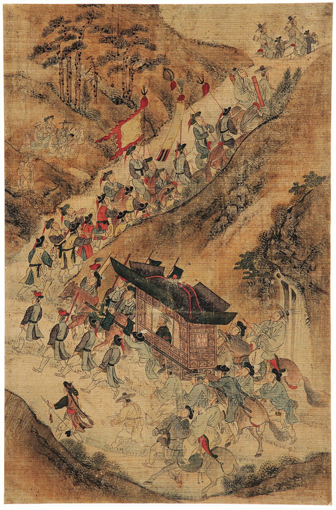 Celebrations in Korean Art during the Joseon Dynasty at ...