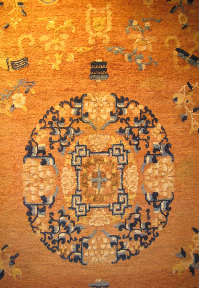 Ningxia detail, Legge