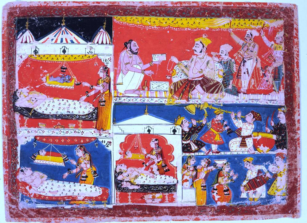 5. The Birth of Rama
