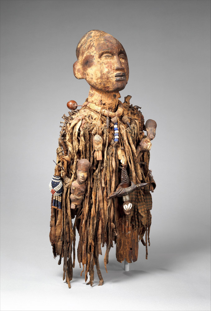Power Figure: Male (Nkisi), Kongo peoples, 19th–mid-20th century