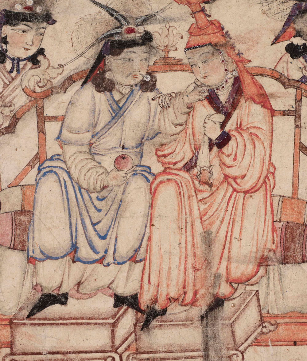 re5.-Courtauld-Court-and-Craft---Enthronement-scene