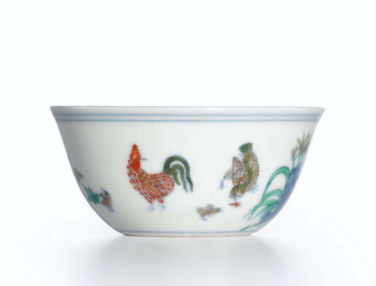 The Meiyintang 'Chicken Cup'