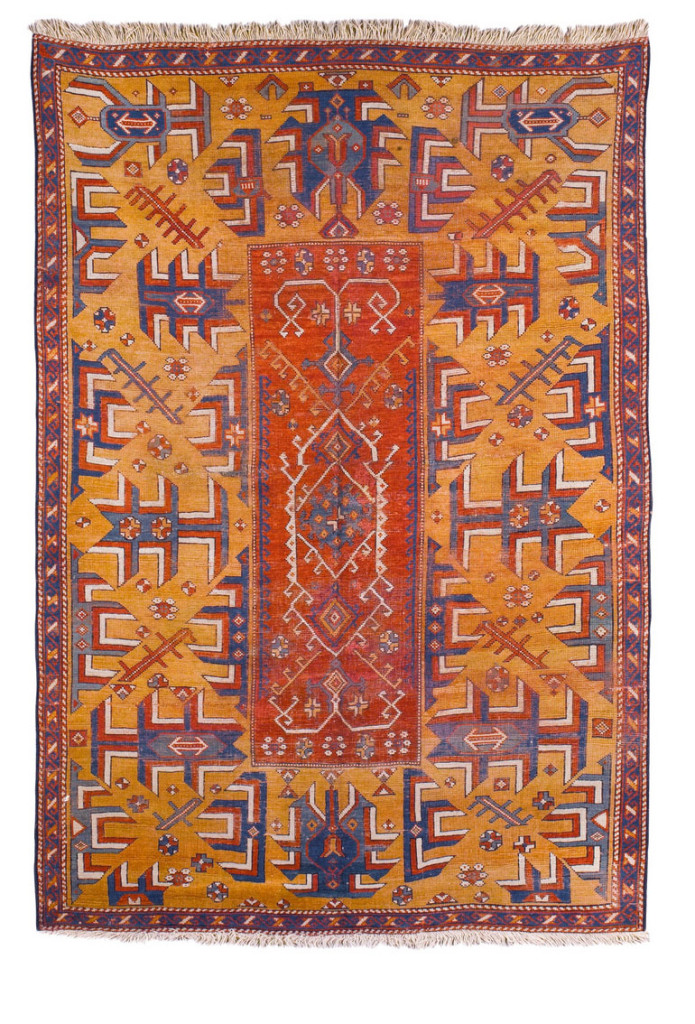 Lot 234, A Central Anatolian Rug Estimate £15,000 — 20,000