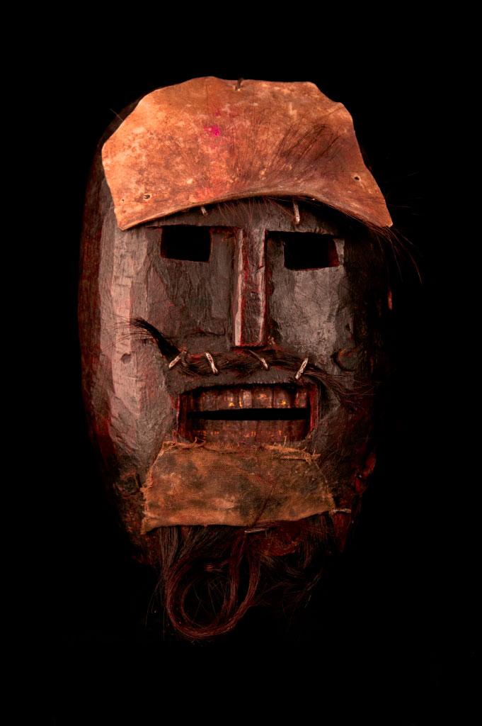 reweb,LouisNierijnck-19th-century-mask,-Magar-tribe,-Western-Nepal