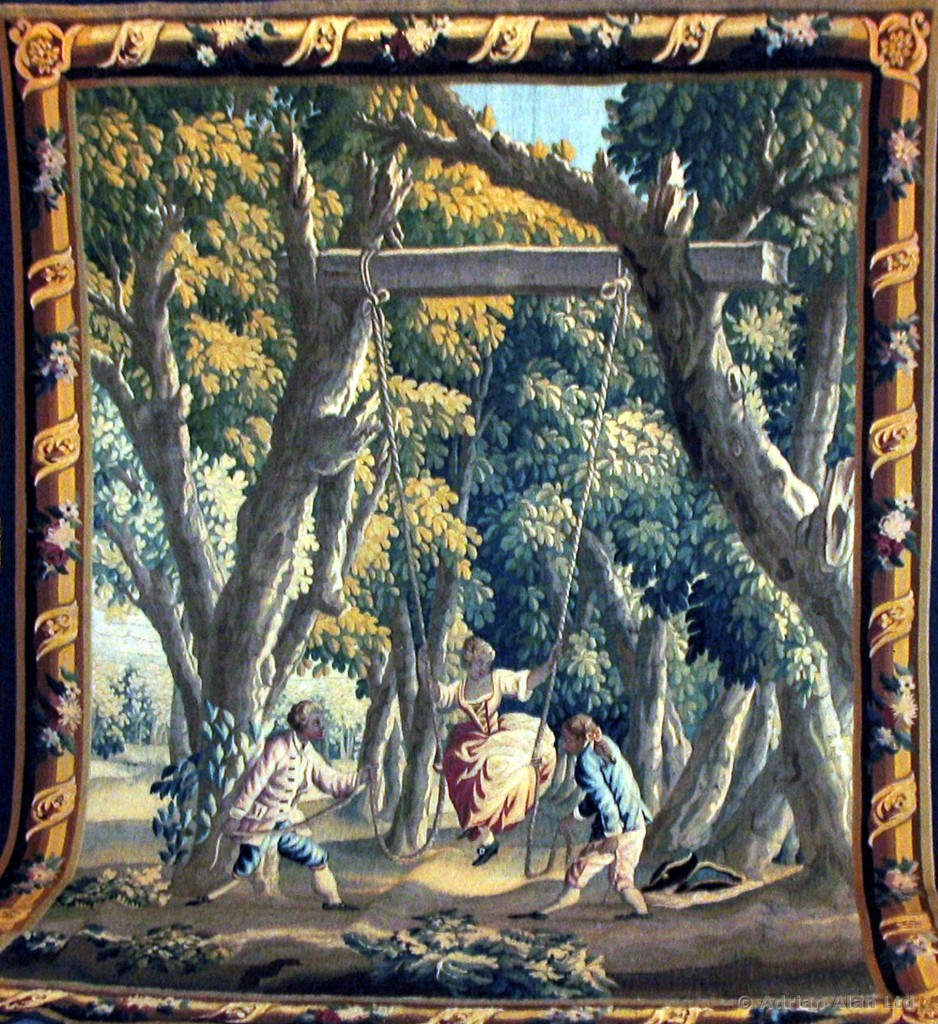 A LATE SEVENTEENTH OR EARLY EIGHTEENTH CENTURY FLEMISH VERDURE TAPESTRY C. 1700, FLEMISH
