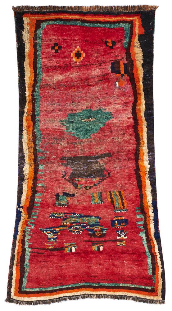 Gabbeh gaschgai 1837 (143x120) Kopie