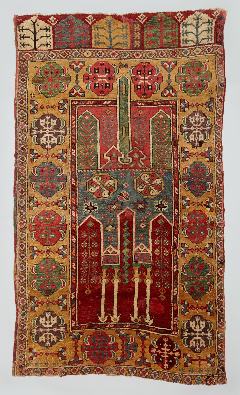 Oriental Rugs From Canadian Collections