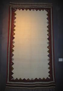 Kilim, around 1900 South-Persia, Fars region, Ghashghai nomads 147 x 347 cm. 100 Kilims, Neiriz Collection, Halle