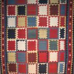 Kilim, late 19th century South-Persia, Fars region, Ghashghai nomads 160 x 283 cm. 100 Kilims, Neiriz Collection, Halle