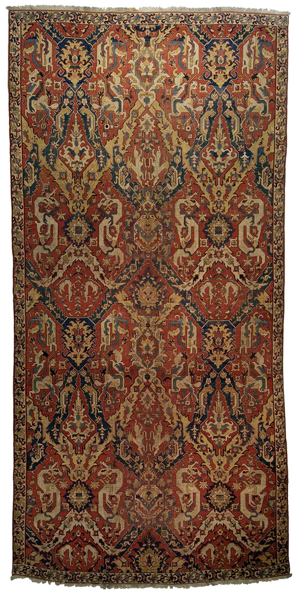 Amos Gitai Dragon Carpet