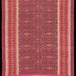 Ceput, weft ikat, Bali, Indonesia, 1900-1920s, Samyama, Woven Connections