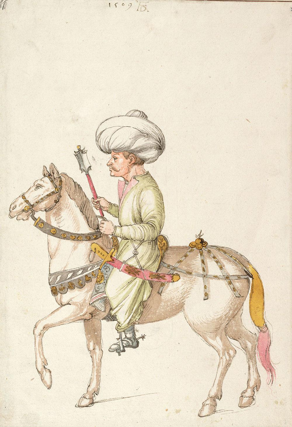 Albrecht Dürer, Ottoman Rider, The Sultan's World