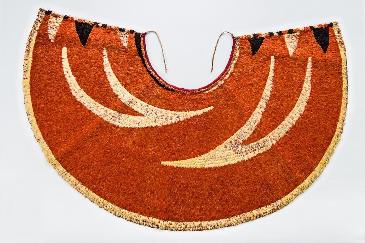 'Ahu 'ula (cape), Bernice Pauahi Bishop Museum, Honolulu