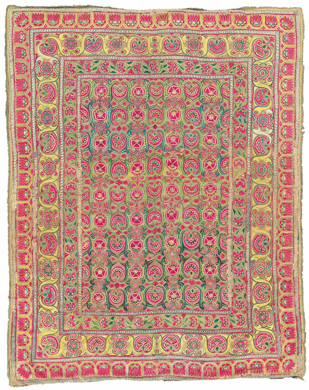 Deccan embroidery