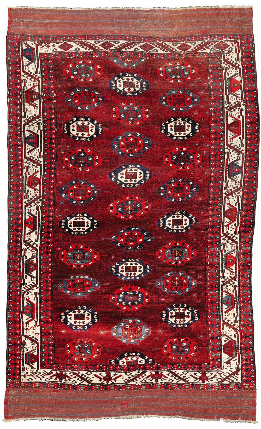 Sotheby's, Yomud C Gul Main Carpet
