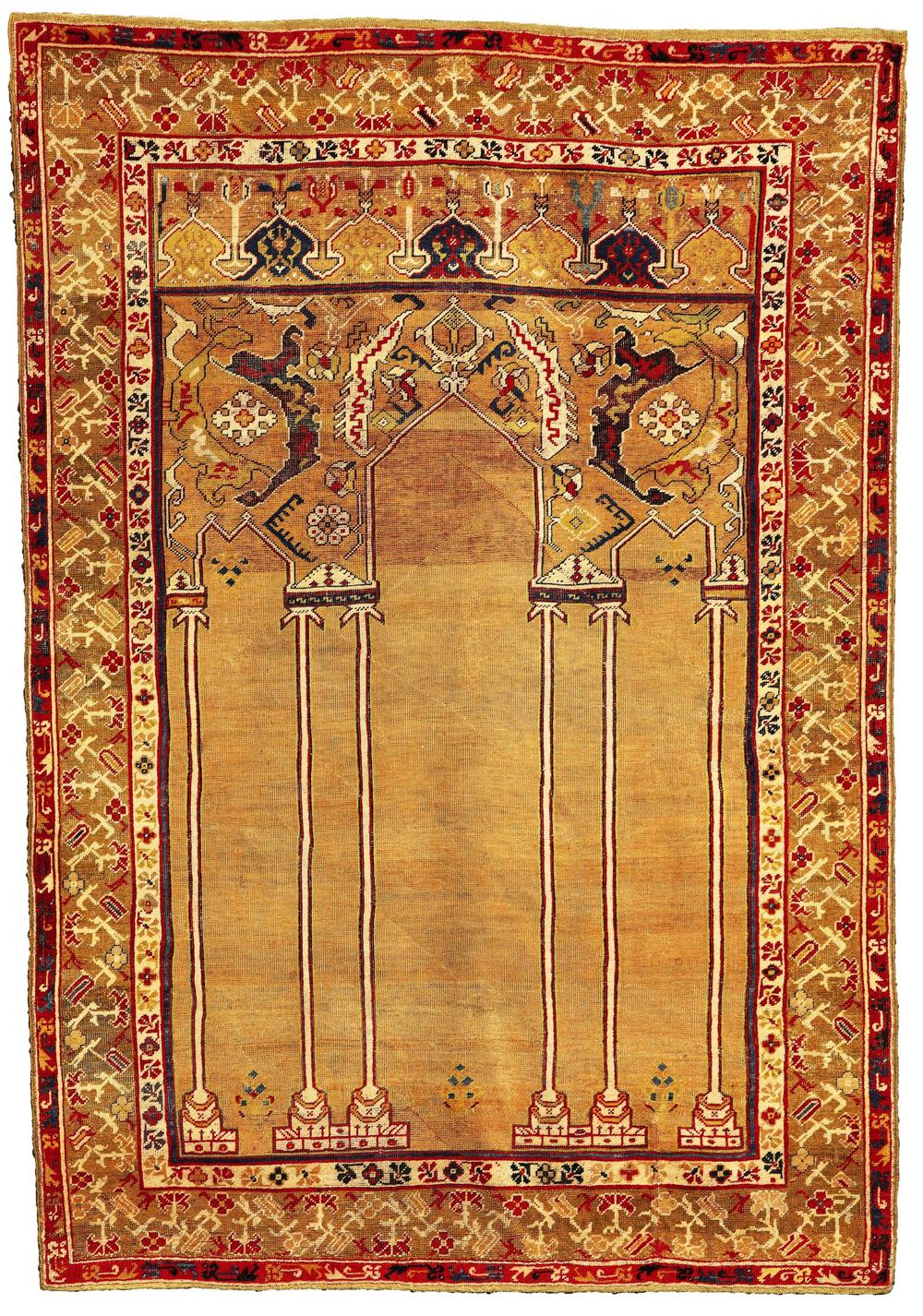 Sotheby's Prayer Rug
