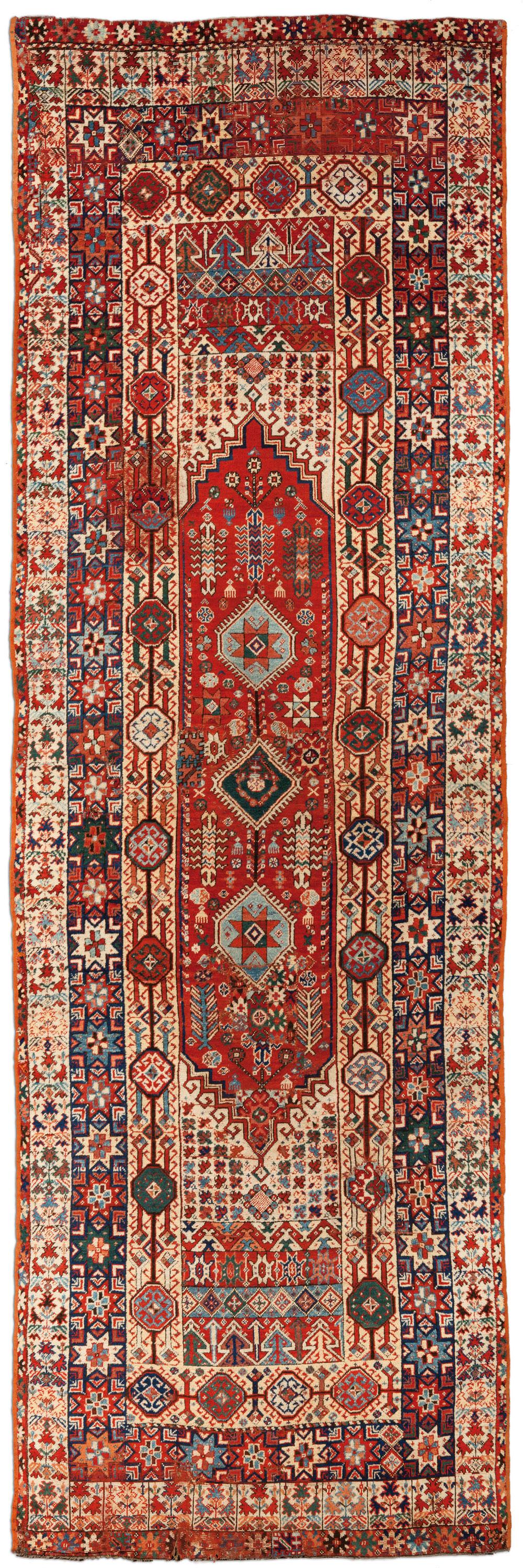 Lot 296 Rabat pile carpet