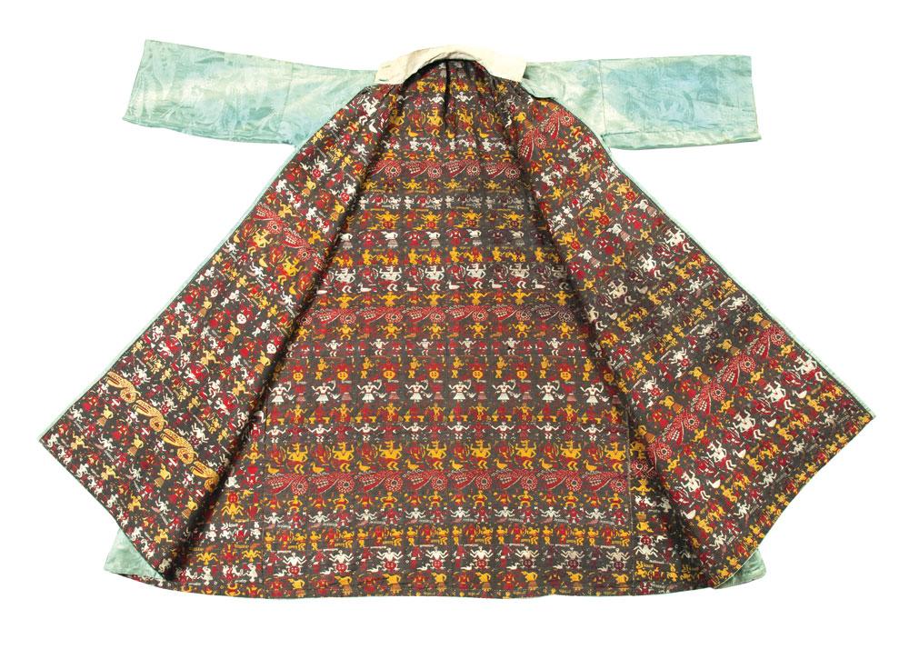 Cloth of Vrindavan British Museum