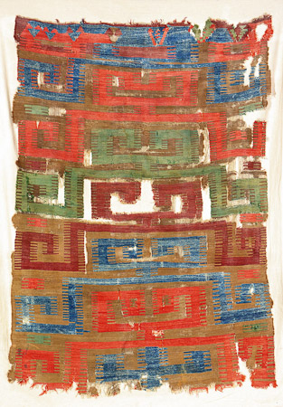 Lot 7125 Konya Karapina kilim with_- stepped mihrab, 18th century. Henrys Auktionhaus, 11 June, estimate NR.