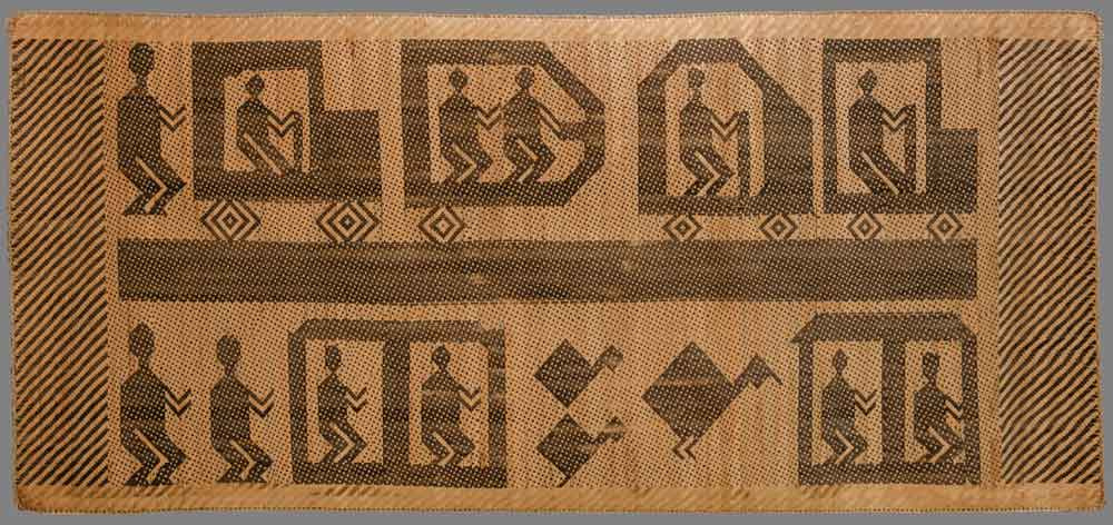 Marcuson&Hall-Fibre-sleeping-mat,-1930s,Yombe,-DRC