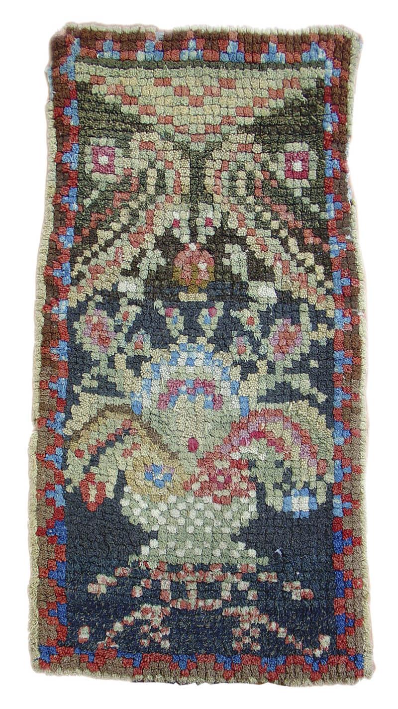 Swedish pile carpet, 19th century. Peter Pap, San Francisco at NYICS