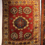 Turkish village rug, 18th century, Dennis Dodds