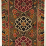 Tibetan rug, early 20th century, Peter Pap