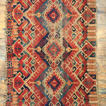 Chuval, 19th century, S.A. Textile Art