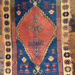Sivas rug, circa 1860, Fazli Solak