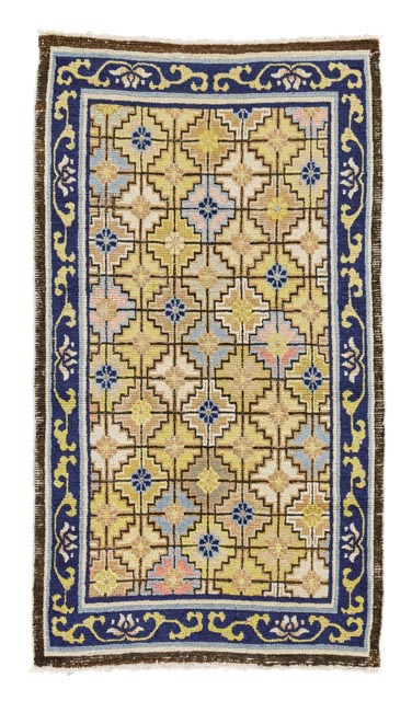 ningxia-rug-northwest-china-early-18th-century