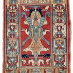 Sehna Carpet, North West Persia, Kurdistan, ca. 1800. Rippon Boswell, Wiesbaden, 3 December, lot 51, The Wollheim Collection, 168 x 121 cm, estimate €5000.00
