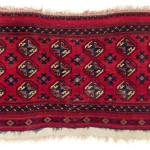 Salor Torba, Central Asia, West Turkestan, ca. 1800. Rippon Boswell, Wiesbaden, 3 December, lot 149, 60 x 110 cm, estimate €7,500.00