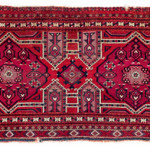 Salor jollar, Central Asia, West Turkestan, pre 1800. Rippon Boswell, Wiesbaden, 3 December, lot 160, 58 x 143 cm estimate €23,000